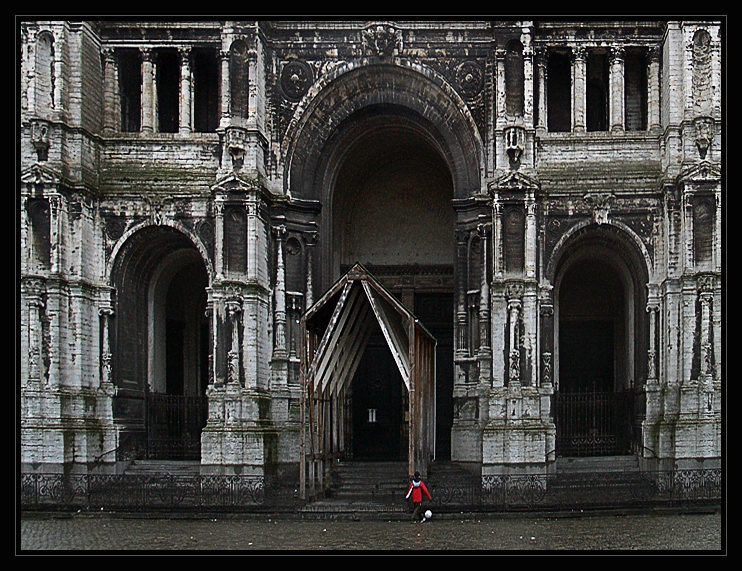 "photo ""Sundown of Europe"" tags: architecture, travel, landscape, Europe"