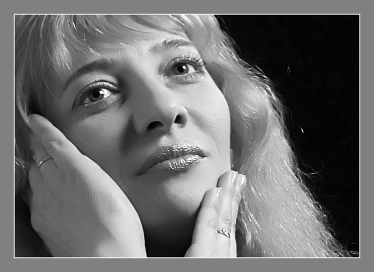 "фото ""Без названия"" метки: портрет, черно-белые, женщина"