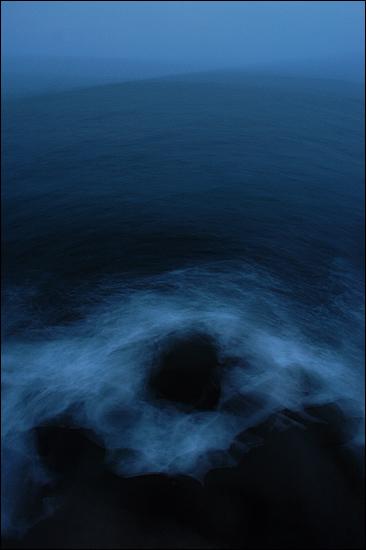 """photo """"deep blue"""" tags: landscape,"""