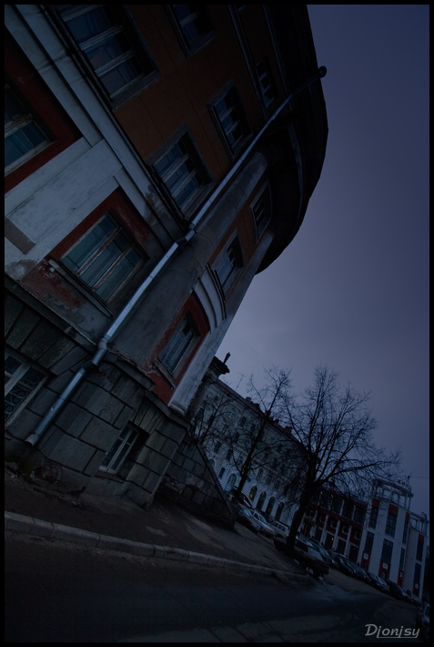 "photo ""Tver's esquisse"" tags: architecture, landscape,"