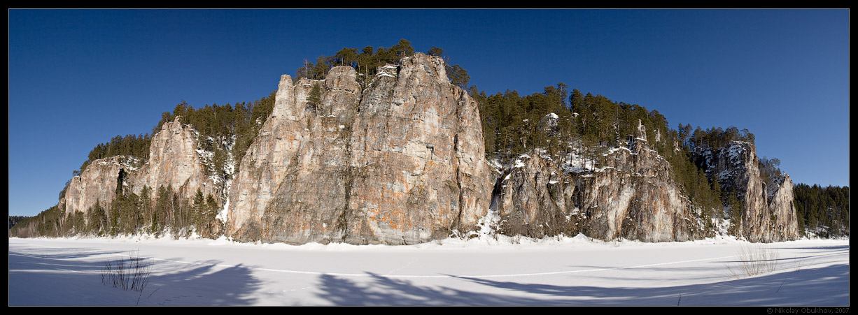 "photo ""Reindeer Stone Rock / 168_0016-0023"" tags: panoramic, landscape, mountains, rocks"