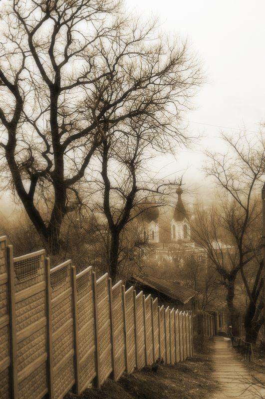 """фото """"Вниз по дороге, идущей вверх"""" метки: ,"""