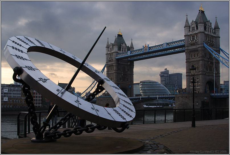 "photo ""Tower Bridge"" tags: architecture, travel, landscape, Europe"