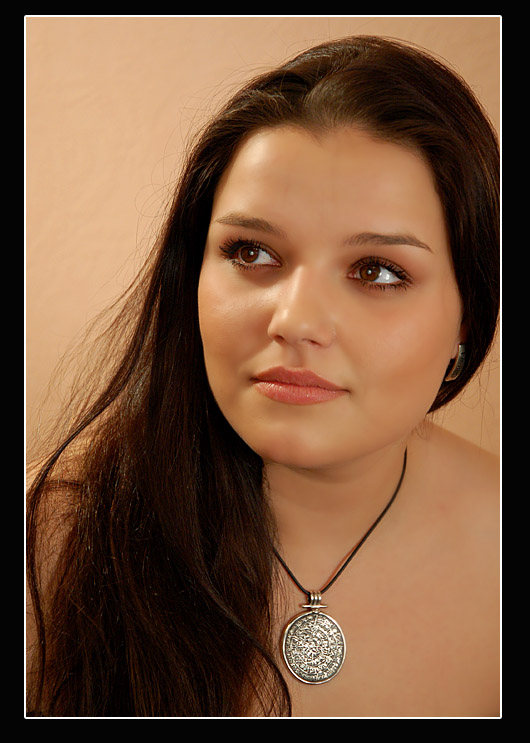 "photo ""lyudmila"" tags: portrait, woman"