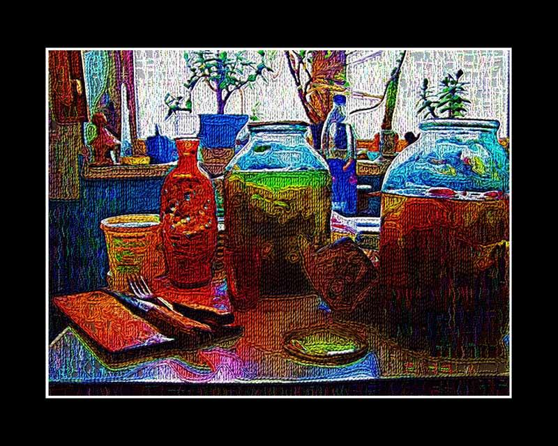 """photo """"vitraje"""" tags: still life,"""