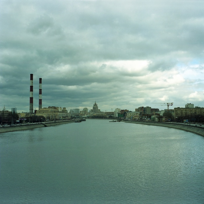 "photo ""river"" tags: landscape, architecture, water"