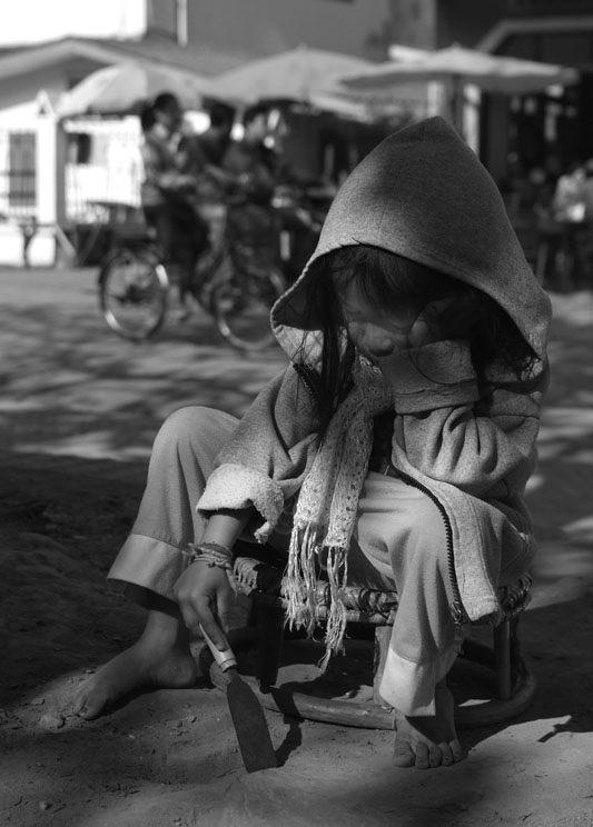 """photo """"***"""" tags: travel, black&white, Asia"""