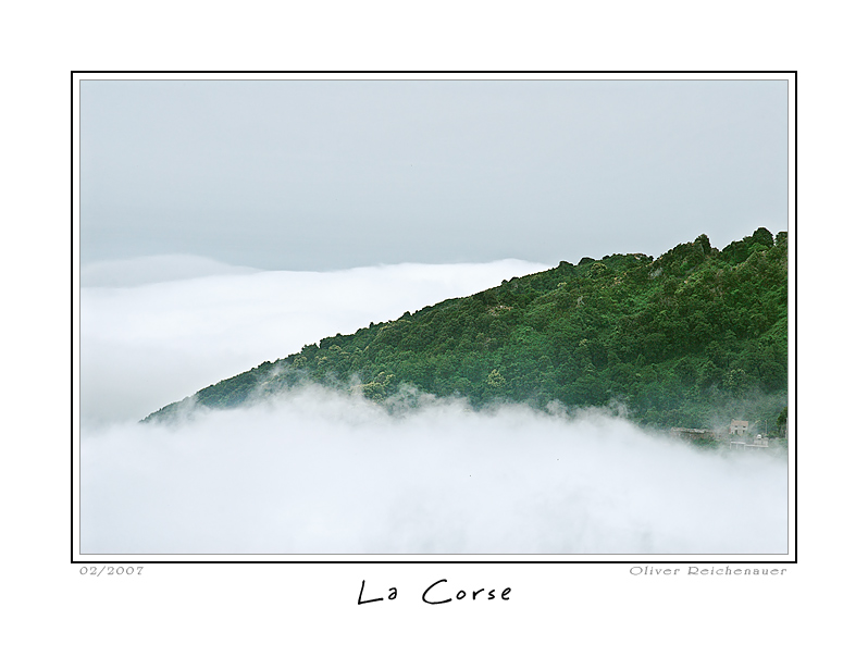 "photo ""La Corse"" tags: landscape, travel, Europe, mountains"
