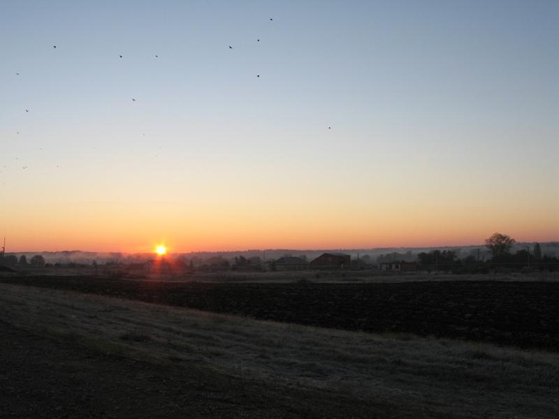 """фото """"22.10.05 Первый заморозок."""" метки: пейзаж,"""