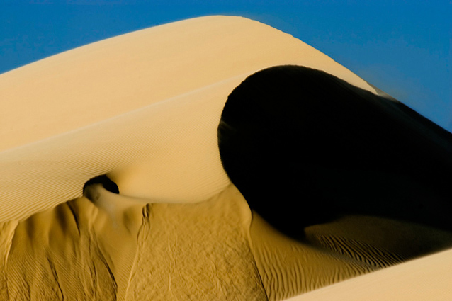 "photo ""Sand Dunes 1"" tags: landscape, mountains"