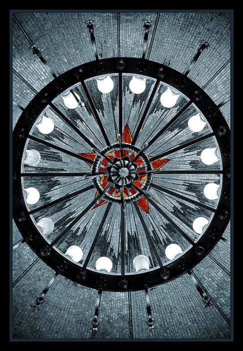 """фото """"Геометрия прошлого..."""" метки: абстракция, интерьер,"""