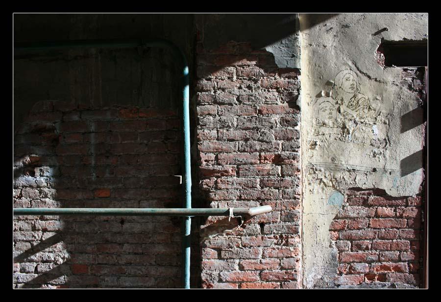 """фото """"Присутствие"""" метки: абстракция, город,"""