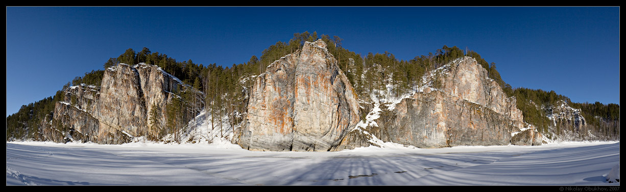 "photo ""Omutnoy Stone Rock / 168_0069-0078"" tags: panoramic, landscape, mountains, rocks"
