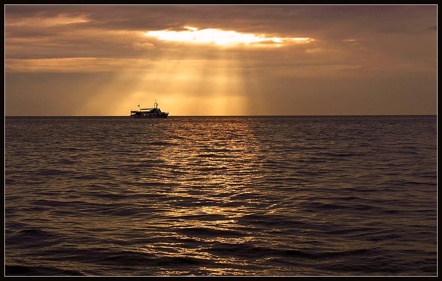 "фото ""Благословление"" метки: пейзаж, путешествия, Европа, закат"