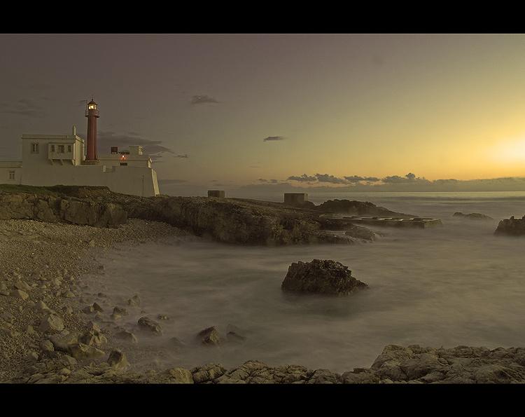 """фото """"Cabo Raso"""" метки: пейзаж, ночь"""