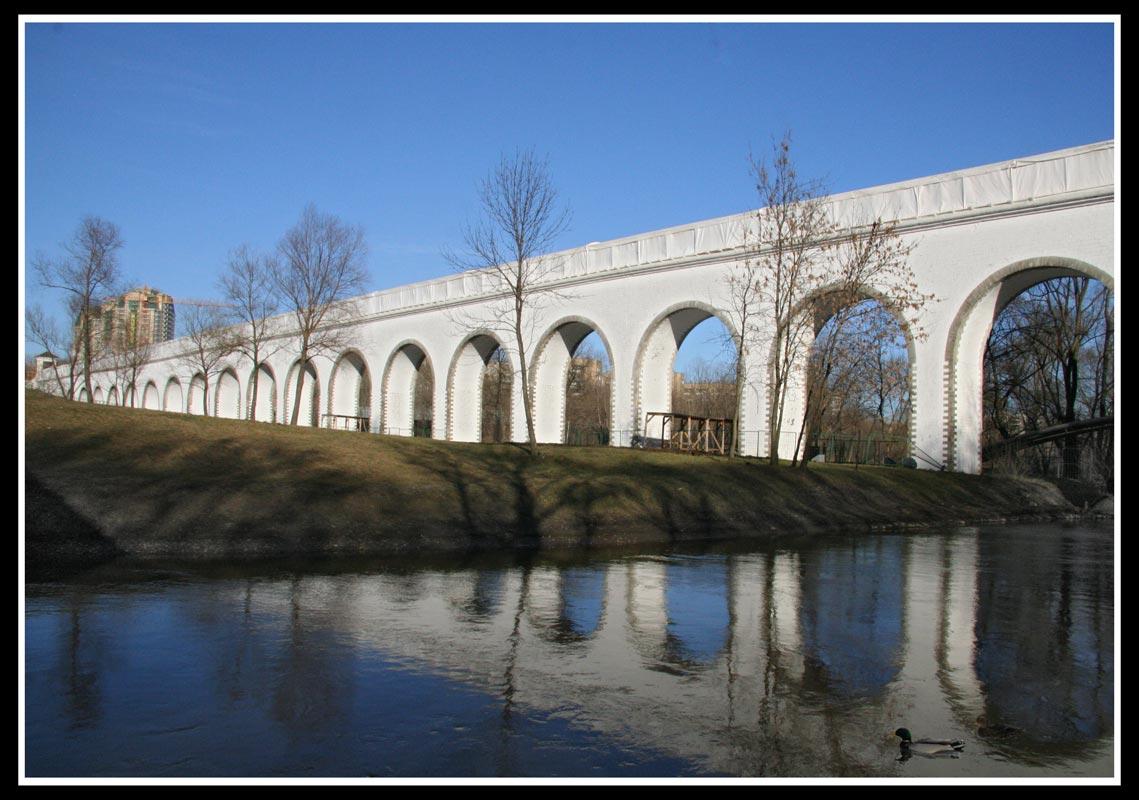 """photo """"Ростокинский акведук"""" tags: ,"""