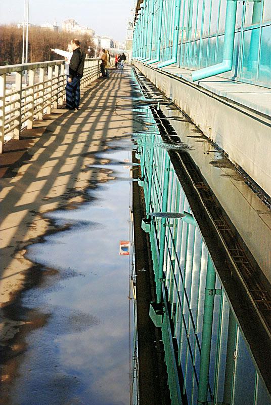 "фото ""Кривое зеркало"" метки: пейзаж, город,"