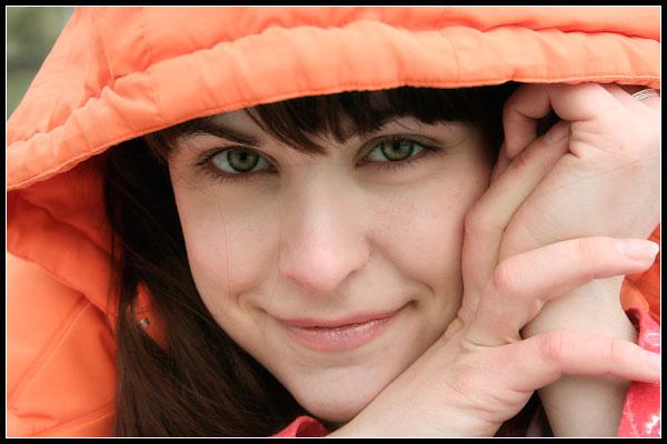 """фото """"Эти глаза напротив..."""" метки: портрет, женщина"""