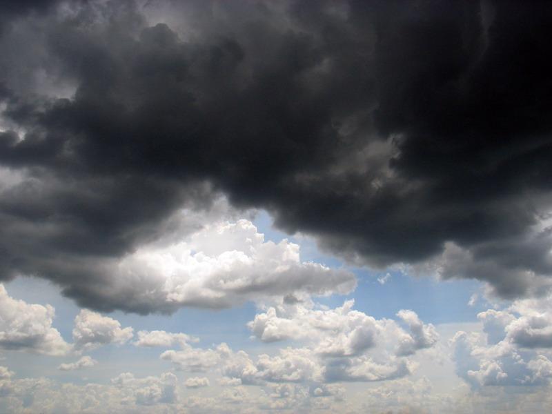 """фото """"Будет дождь (There will be a rain)"""" метки: пейзаж, облака"""