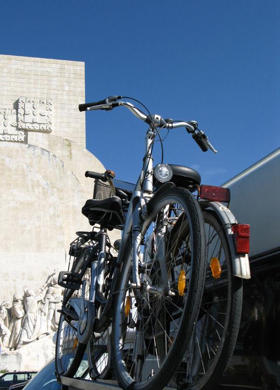 "photo ""The Portuguese love bikes 25/38"" tags: travel, Europe"