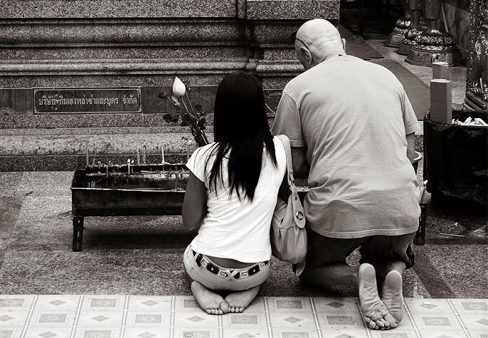 """фото """"Стать буддистом"""" метки: путешествия, репортаж, Азия"""