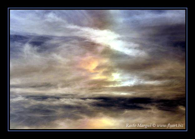 "photo ""Halo Phenomena 02"" tags: abstract, landscape, clouds"