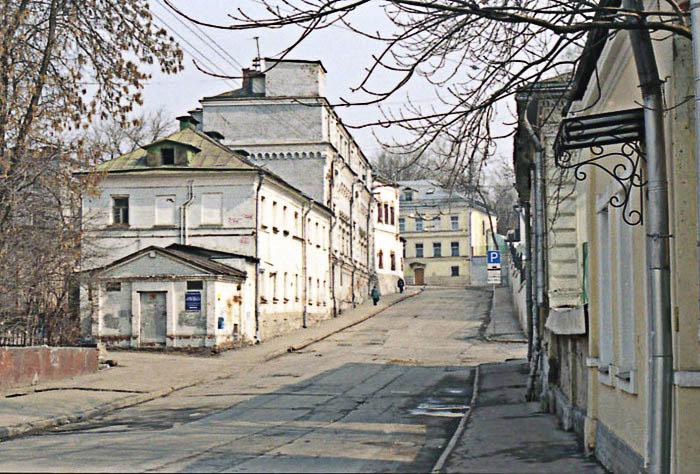 """фото """"Старая Москва."""" метки: архитектура, город, пейзаж,"""
