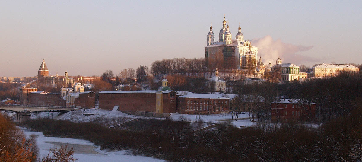 "photo ""Antiquities of Smolensk"" tags: panoramic,"