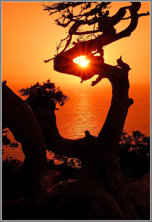"фото ""Пылающий взгляд"" метки: пейзаж, путешествия, Европа, закат"