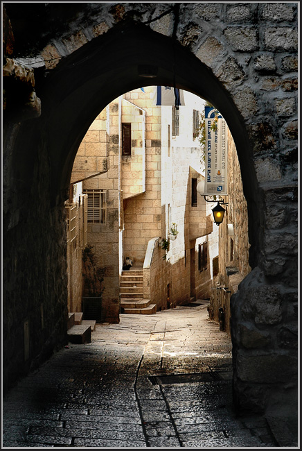 "фото ""Улицы Иерусалима"" метки: архитектура, город, пейзаж,"