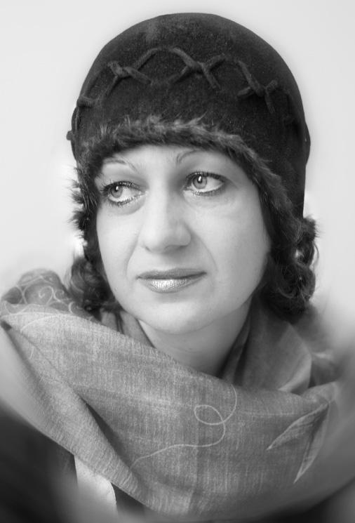 "photo ""Juliya"" tags: portrait, woman"