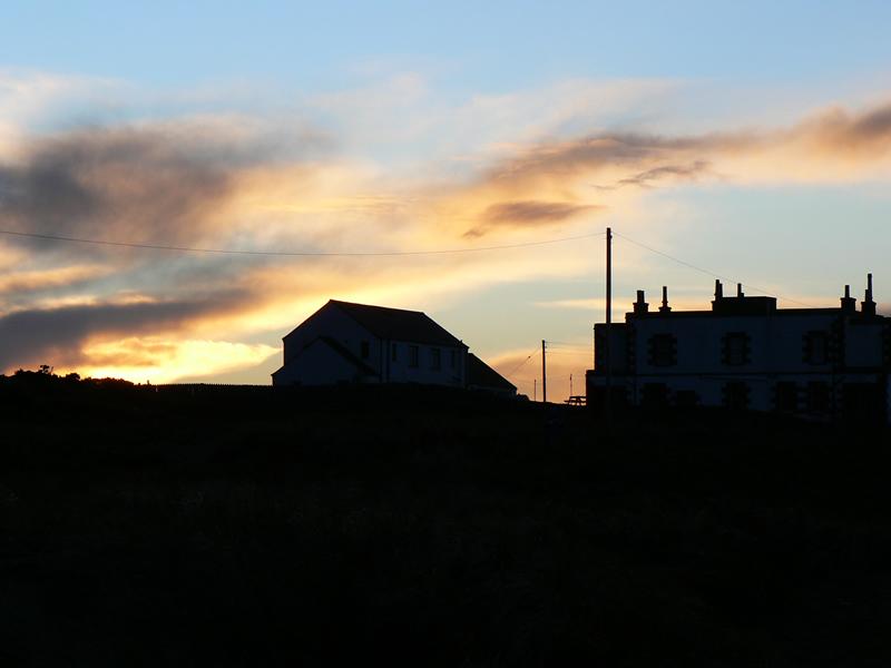 "photo ""Evening on the East Coast"" tags: landscape, sunset"