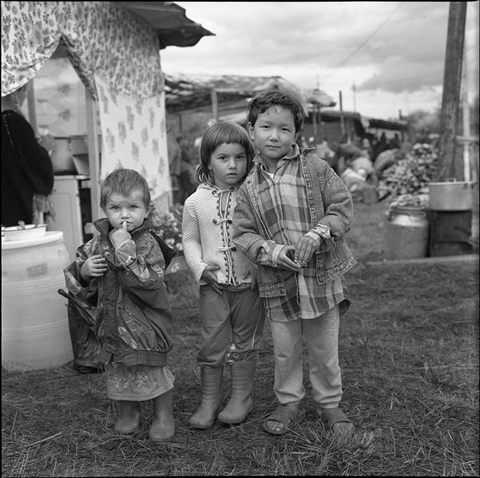 """photo """"Twins"""" tags: portrait, children"""