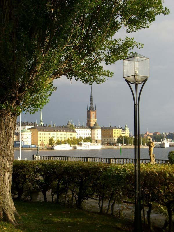 "photo ""Stockholm"" tags: travel, Europe"