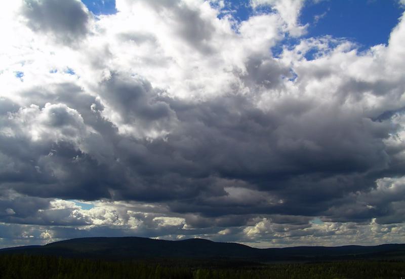 "фото ""Облака"" метки: пейзаж, природа, облака"