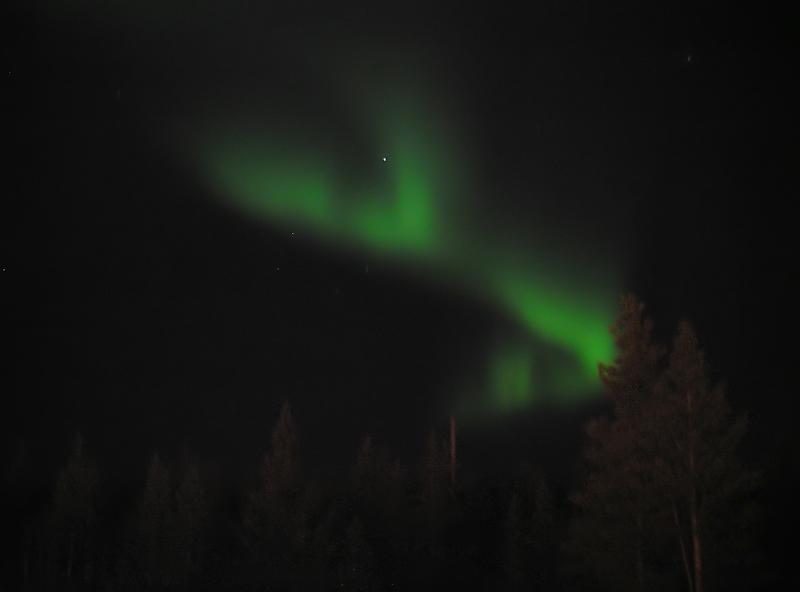 """photo """"Aurora Borealis again!"""" tags: landscape, nature, night"""