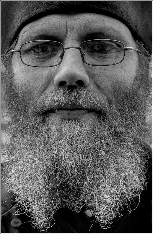 "photo ""Russian beard"" tags: portrait, man"