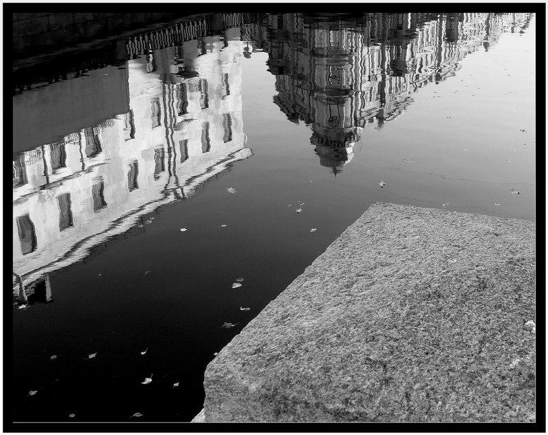 "фото ""Камень и вода"" метки: город,"