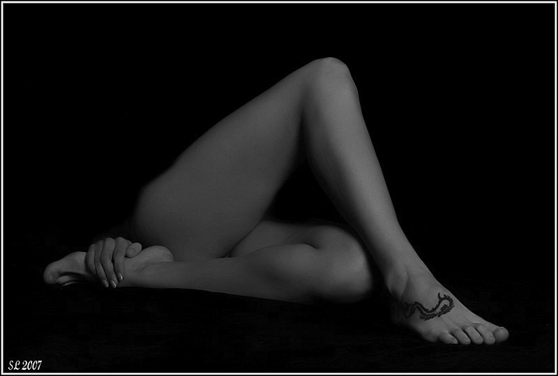 "photo ""Triangle of love"" tags: nude, abstract,"