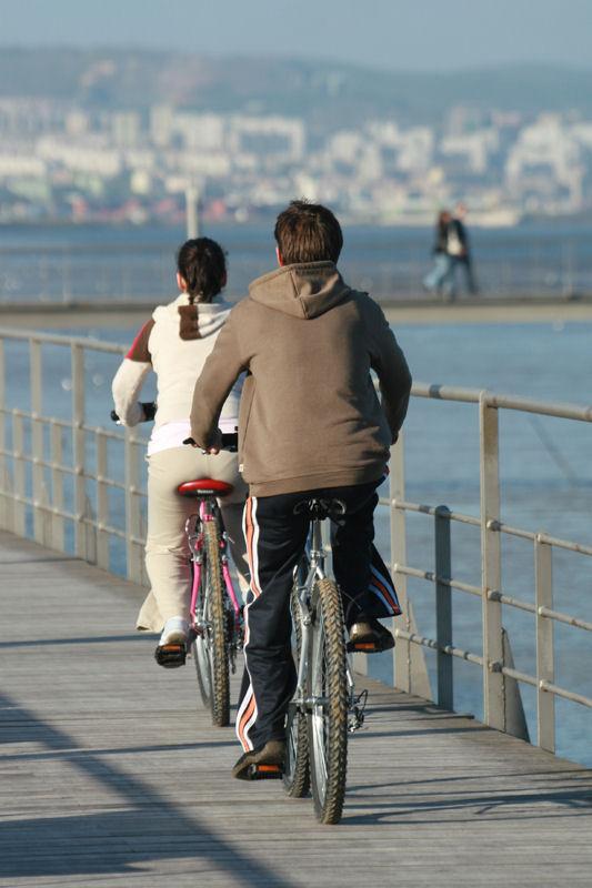 """фото """"The Portuguese love bikes 28/38"""" метки: путешествия, Европа"""