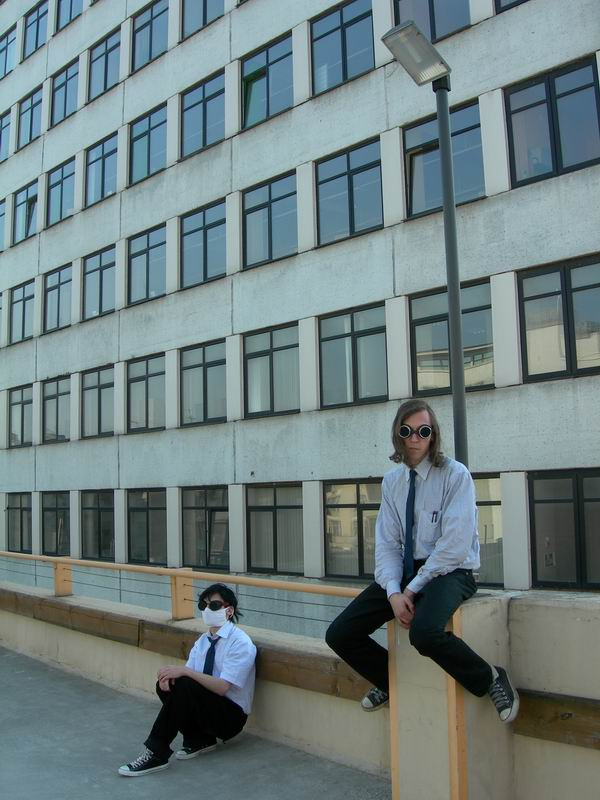 """photo """"band """"36er"""" (Misha & Zenja)"""" tags: ,"""
