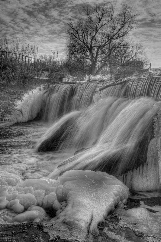 """фото """"Лед"""" метки: пейзаж, зима"""