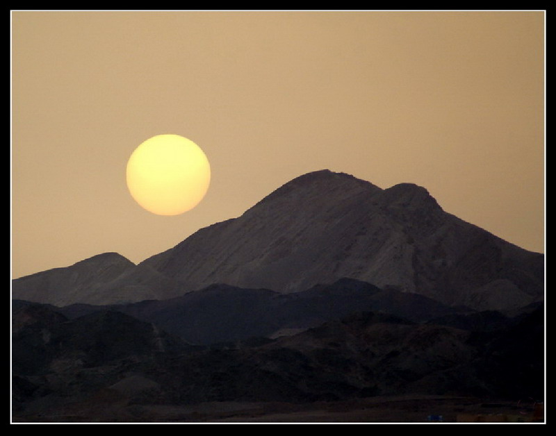 """фото """"Ночь грешна ..."""" метки: пейзаж, горы"""