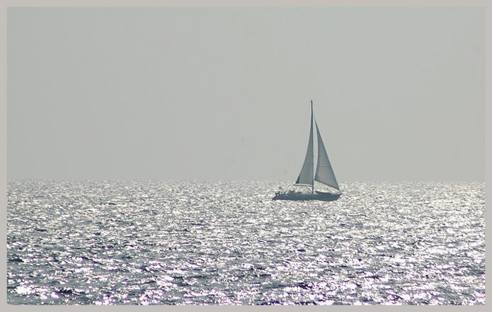 "фото ""Silver silence"" метки: пейзаж, весна, вода"