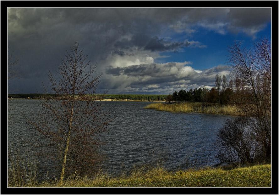 """фото """"Область изменчивости"""" метки: пейзаж, вода, облака"""