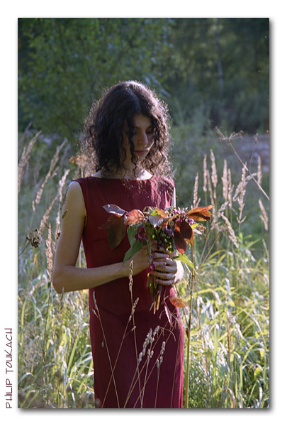 "photo ""The last day of summer"" tags: portrait, woman"