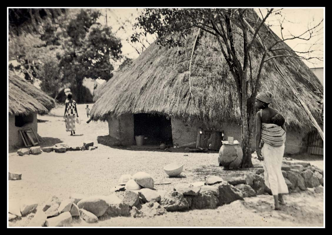 "фото ""Гвинейская-деревня"" метки: путешествия, Африка"