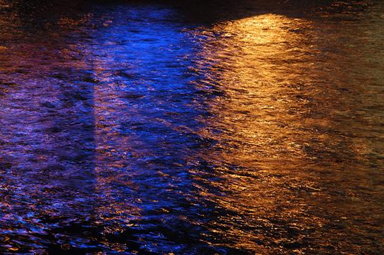 """фото """"liquid love of two colours"""" метки: пейзаж, жанр, вода"""