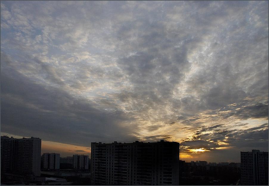 """фото """"3 апреля"""" метки: пейзаж, облака"""