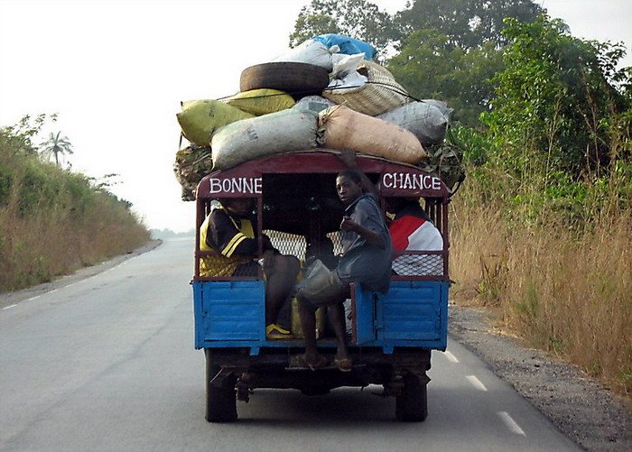 "фото ""бон шанс - удачи!"" метки: путешествия, юмор, Африка"